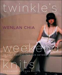 twinkle's weekend knits book